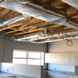 Installation of Ventilation System